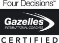 FOUR DECISIONS(TM) CERTIFIED GAZELLES COACH